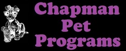 Chapman Pet Programs